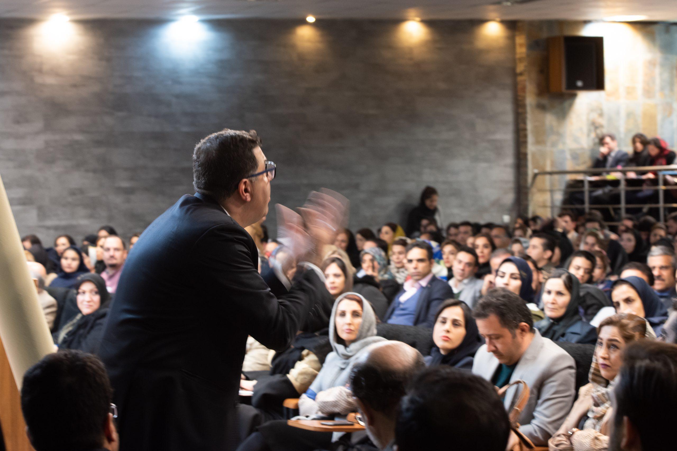 کارگاه تخصصی فنون دفاع حرفه ای برای وکلای دادگستری و مشاوران حقوقی در کانون وکلای دادگستری مرکز - تهران دی ماه ۱۳۹۸