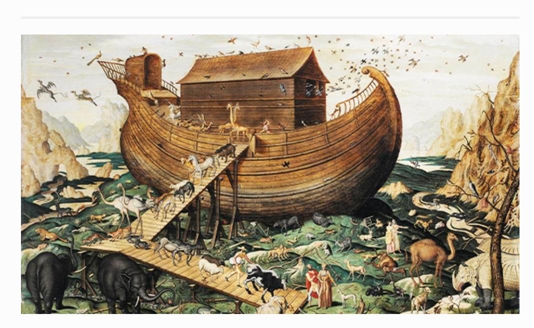 قانون کشتی حضرت نوح