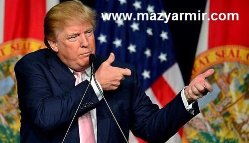 ترامپ جنگجو