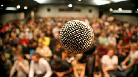 آموزش حرفه ای اصول سخنرانی و فنون تخصصی بیان