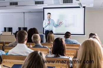 بهترین استاد مدیریت ورهبری انگیزشی