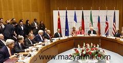 مذاکره بین ایران وآمریکا