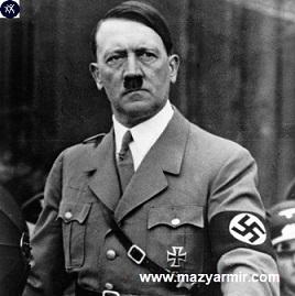 تحلیل زبان بدن آدولف هیتلر