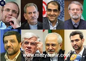 کاندید انتخابات
