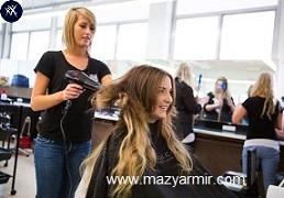 مدیریت آرایشگاه زنانه