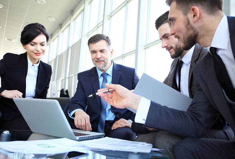 جلسات روزانه شرکت های بزرگ